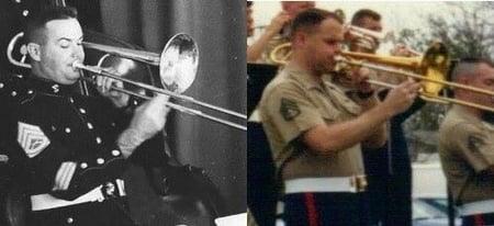 US Marine Band Musician
