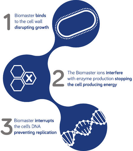 How biomaster works