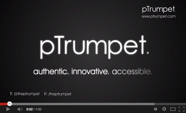 Mike Lovett pTrumpet Youtube