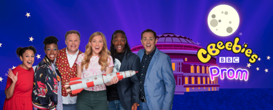 CBeebies Prom 'Off to the Moon'