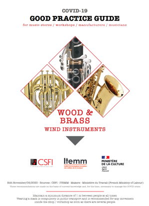 Good Practice Guide Wood & Brass Wind Instruments