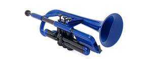 blue cornet