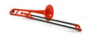 red trombone