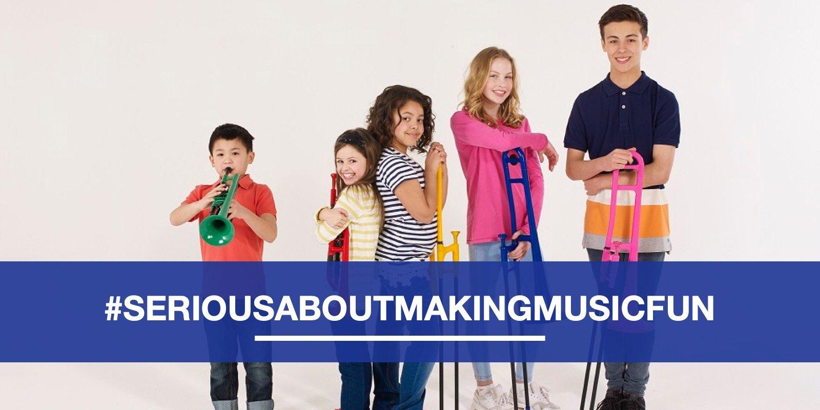 seriousaboutmakingmusicfun banner